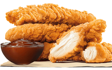 Foto Chicken strips x 6